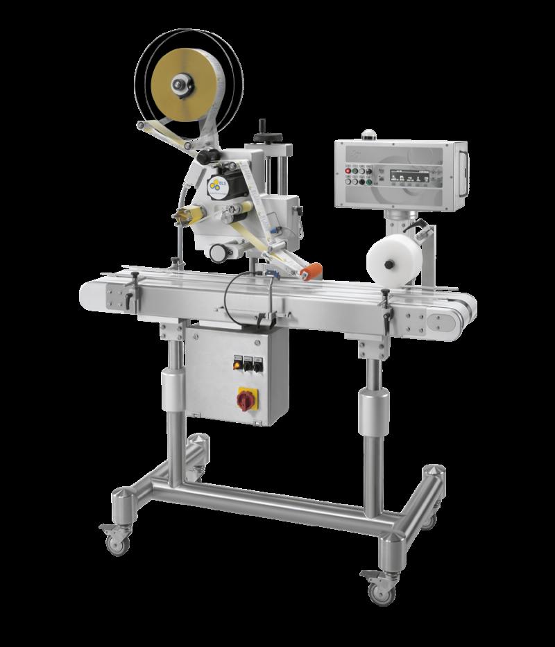 ELS 310 - автоматическая этикетировочная машина